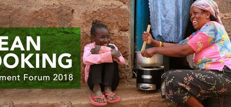 Clean Cooking Investment Forum 2018